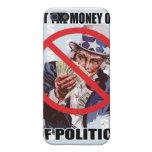 ¡Salga el dinero! Caso de IPhone 4 iPhone 5 Protectores