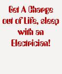 Salga una carga de la vida, sueño con un Electri… Camisetas