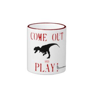 ¡Salga y juegue! Taza principal