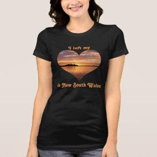 Salí de mi lago Macqaurie Nuevo Gales del Sur Aus Camiseta