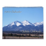 Salida Colorado, 2013 Calendar