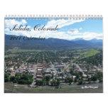Salida, Colorado Calendar
