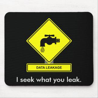 Salida de datos Mousepad