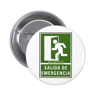 SALIDA DE EMERGENCIA PIN