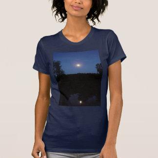 Salida de la luna 097 camisetas