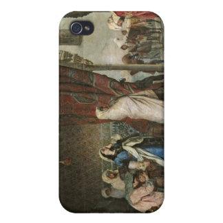 Salida del Boabdil, at the Alhambra iPhone 4/4S Case