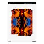 Salida del sol abstracta de Ipad 3 Pegatina Skin Para iPad 3