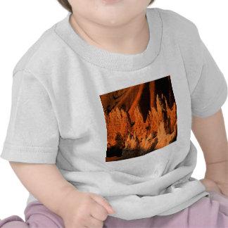Salida del sol Bryce Utah del parque Camisetas