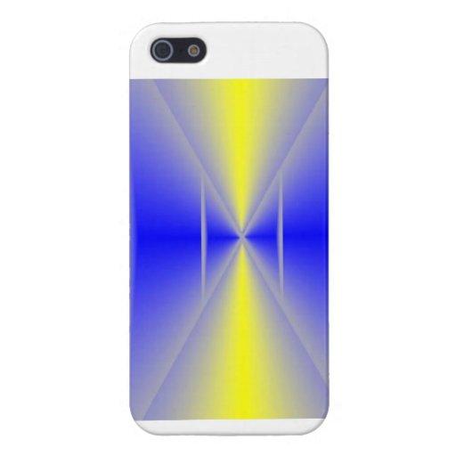salida del sol cibernética del final brillante del iPhone 5 cobertura
