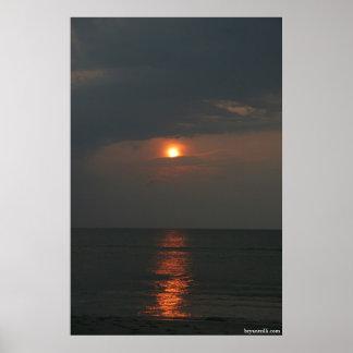 Salida del sol - Corolla, Carolina del Norte Impresiones