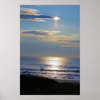 Salida del sol de Cape Cod Posters