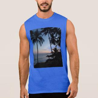 Salida del sol de Costa Rica Camisetas Sin Mangas