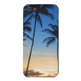 Salida del sol de Kauai Hawaii iPhone 5 Carcasa