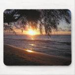 Salida del sol de Kauai Hawaii Tapete De Raton