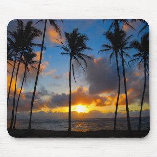 Salida del sol de Kauai Tapete De Ratón