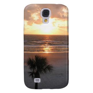 Salida del sol de la Florida Funda Para Galaxy S4
