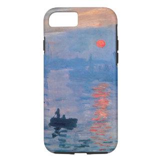Salida del sol de la impresión funda iPhone 7