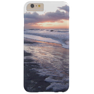 Salida del sol de Océano Atlántico Funda Para iPhone 6 Plus Barely There