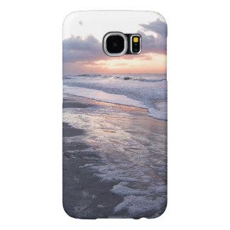 Salida del sol de Océano Atlántico Funda Samsung Galaxy S6