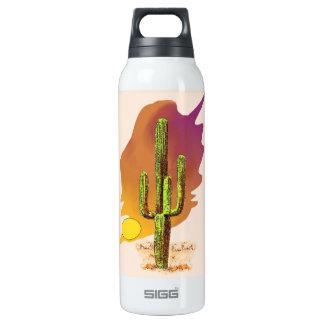 Salida del sol del cactus