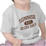 Salida del sol - Eagles de oro - continuación - Av Camisetas