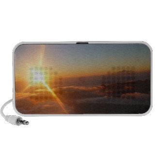 Salida del sol en Bali Laptop Altavoz