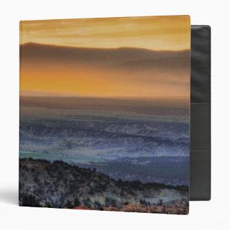 """Salida del sol en el barranco de Bryce Carpeta 1 1/2"""""""