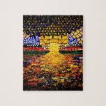Salida del sol en el Hudson Puzzle