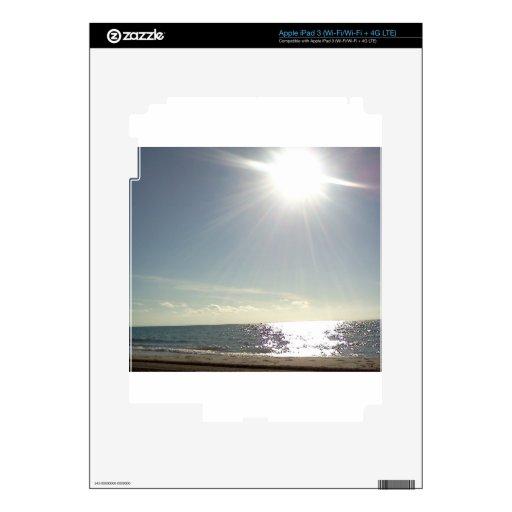 Salida del sol iPad 3 skins