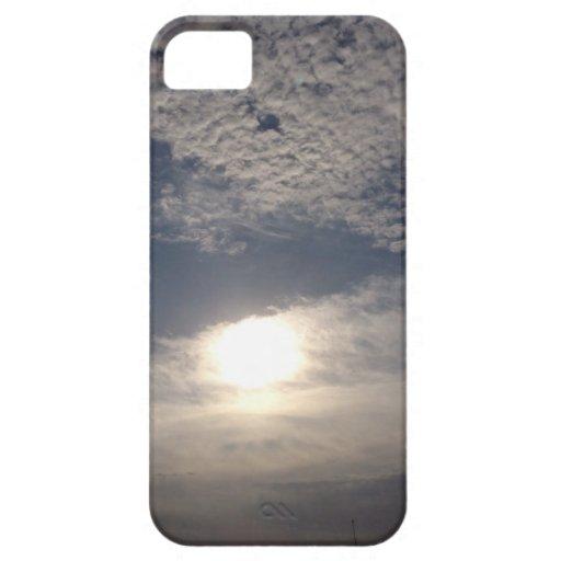 Salida del sol iPhone 5 Case-Mate protector
