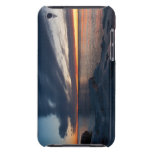 Salida del sol Milwaukee, Wisconsin de North Point Case-Mate iPod Touch Protectores