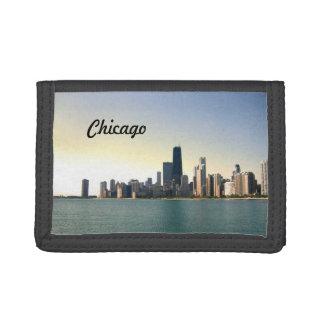 Salida del sol sobre Chicago
