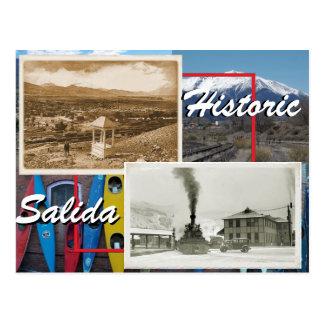 Salida histórico postales