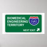 Salida siguiente de la ingeniería biomédica poster
