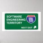 Salida siguiente de la ingeniería de programas inf poster