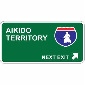 Salida siguiente del Aikido Esculturas Fotograficas