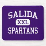 Salida - Spartans - High School secundaria - Salid Mousepad