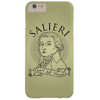 Salieri Didn't Kill Mozart Barely There iPhone 6 Plus Case