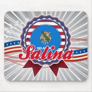 Salina AUTORIZACIÓN Alfombrilla De Ratones