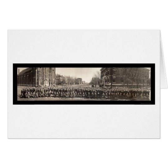 Salina KS Photo 1914 Card