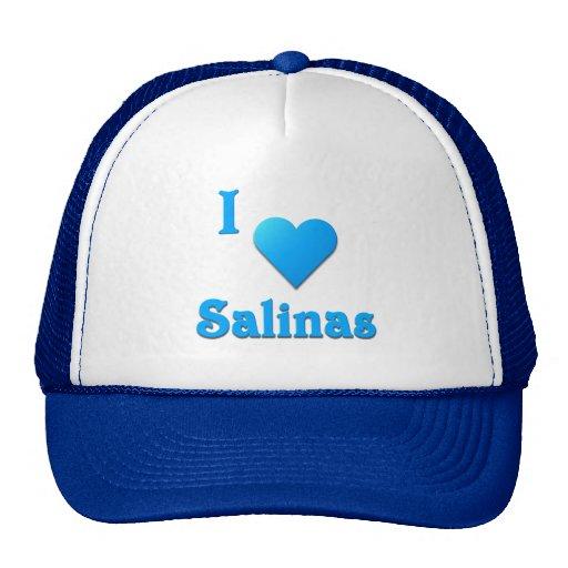Salinas -- Azul de cielo Gorras De Camionero