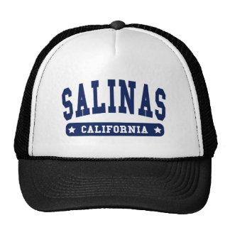 Salinas California College Style tee shirts Trucker Hat
