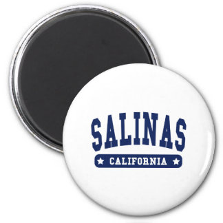 Salinas California College Style tee shirts Magnet