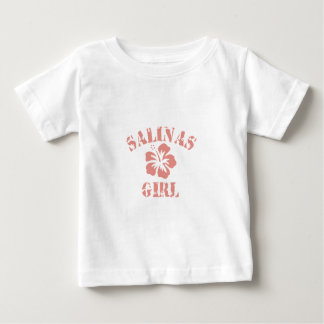 Salinas Pink Girl Baby T-Shirt
