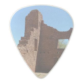 Salinas Pueblo Missions Guitar Pick