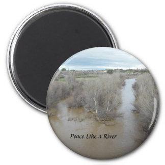 Salinas River North of Veterans Memorial Bridge Magnet