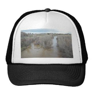 Salinas River North of Veterans Memorial Bridge Trucker Hat