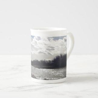 Salinas River, Paso Robles, January Tea Cup