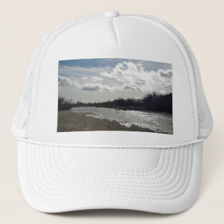 Salinas River, Paso Robles, January Trucker Hat