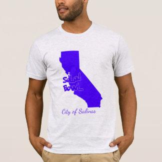 """Salinas """"Salad Bowl"""" Golden State T-shirt"""